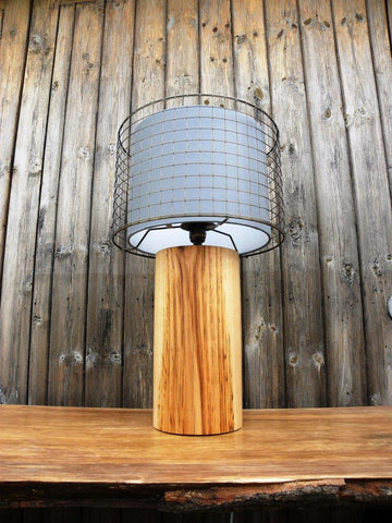 STDAVIDS.WALES:Sweet Chestnut Lamp:Merrill Creations:Lamp