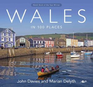 STDAVIDS.WALES:Wales in 100 Places:Y Lolfa:books