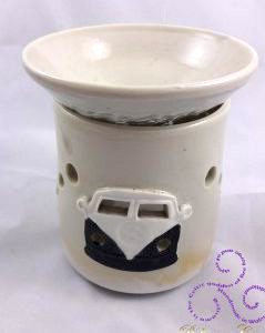STDAVIDS.WALES:Campervan Melt Burner (various colours):Belisama Candles:Candle