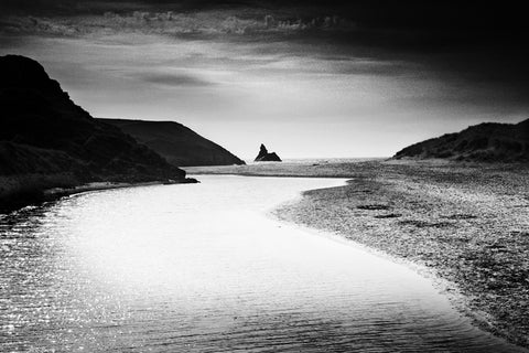 Broad Haven South, Pembrokeshire Print - STDAVIDS.WALES