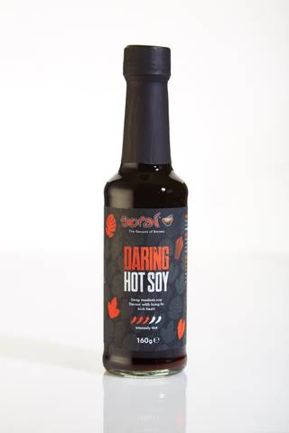 Sorai Sauces selection 2 (3 bottles) - STDAVIDS.WALES