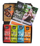 STDAVIDS.WALES:FORI 'High Protein' BARS - Explorer Pack:FORI:protein bar