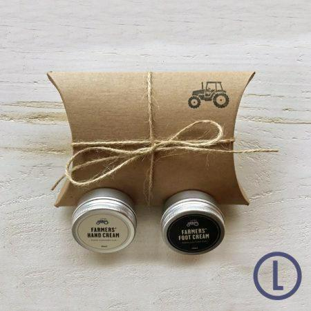 FARMERS' HAND & FOOT CREAM MINI SETS