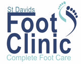 STDAVIDS.WALES:30 Minute Foot Care Treatment - Voucher:foot focus west wales:massage