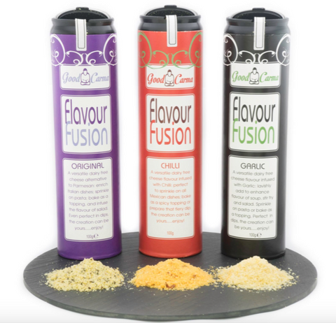 Good Carma foods - Flavour Fusion (3 packs) - STDAVIDS.WALES