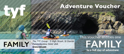 STDAVIDS.WALES:TYF Family Adventures:TYF ADVENTURE:Adventure