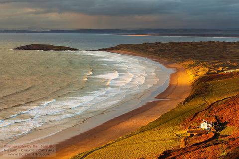 STDAVIDS.WALES:Llangennith and Burry Holms - Gower:Dan Santillo Photography:Photography