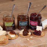 'Love Cheese' - 3 Jar Gift Set Chutneys & Relishes