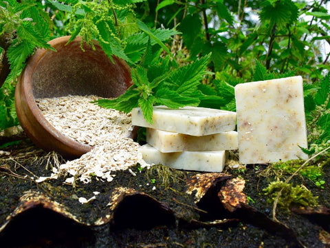 Nettle & Oatmeal Soap
