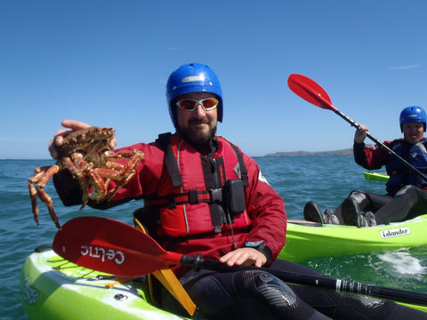 STDAVIDS.WALES:Costal Explorer Experience on Pembrokeshire Coast:Coastal Adventures:Activity