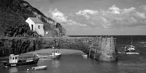 STDAVIDS.WALES:Porthgain, Pembrokeshire, West Wales:DAVID WILSON PHOTOGRAPHY:Photography