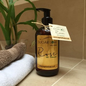 Rose Cleansing Oil