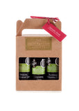 STDAVIDS.WALES:Seriously Sirops Trio Gift Boxes:The Preservation Society:Preserves