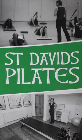 Personal Pilates Session - STDAVIDS.WALES