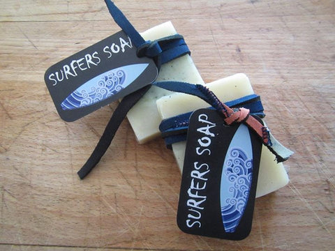 STDAVIDS.WALES:Surfer Soap:The Really Wild Soap Company:Soap
