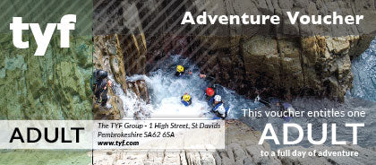TYF Individual Adventures