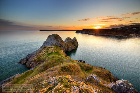 Three Cliffs Bay - Gower - STDAVIDS.WALES