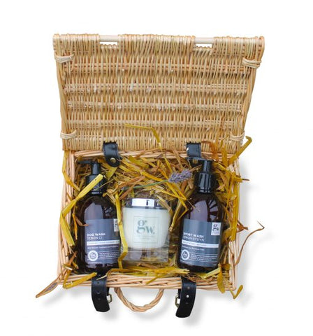 STDAVIDS.WALES:GOODWASH CO HAMPER HAMPYR:THE GOODWASH Co:Face/Body Scrub
