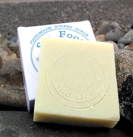 STDAVIDS.WALES:Beach Break Soap Bar:Six Foot and Clean:Soap