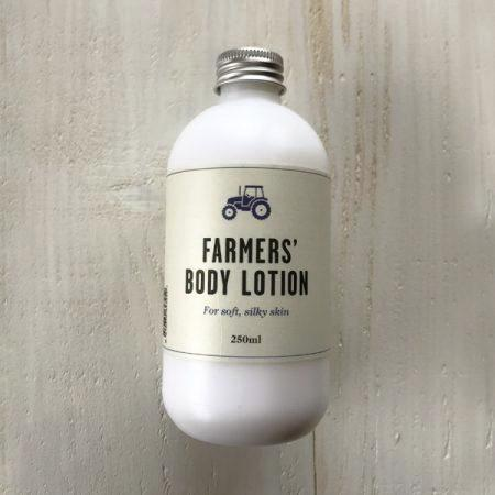 Farmers' Body Lotion - STDAVIDS.WALES