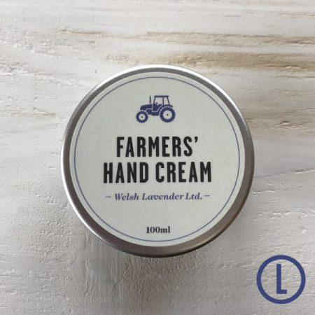 STDAVIDS.WALES:FARMERS' HAND CREAM 100ml:FARMERS':Hand Cream