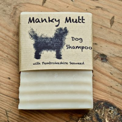 STDAVIDS.WALES:Manky Mutt:The Really Wild Soap Company:Soap