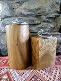 STDAVIDS.WALES:Square Oak Door Stop:Merrill Creations:Door Stop