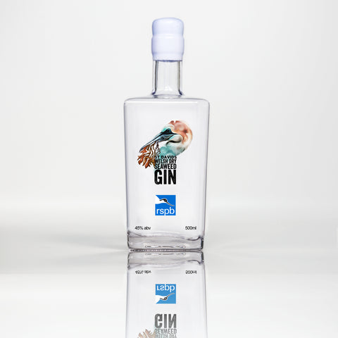 St Davids Seaweed Welsh Dry Gin