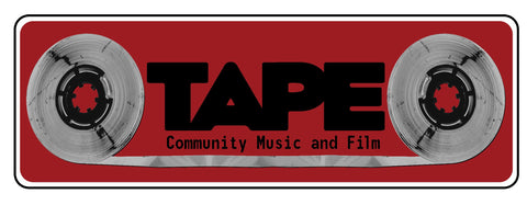 TAPE COMMUNITY MUSIC & FILM