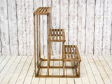 Vintage Industrial Stacking Cafe Bar Kitchen Dining Chairs (7 Available) SB07