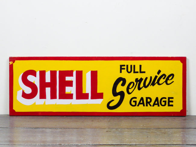 Hand Painted Sign (MILL-910/7)