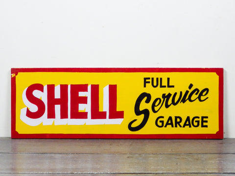 Hand Painted Sign MILL-910/1