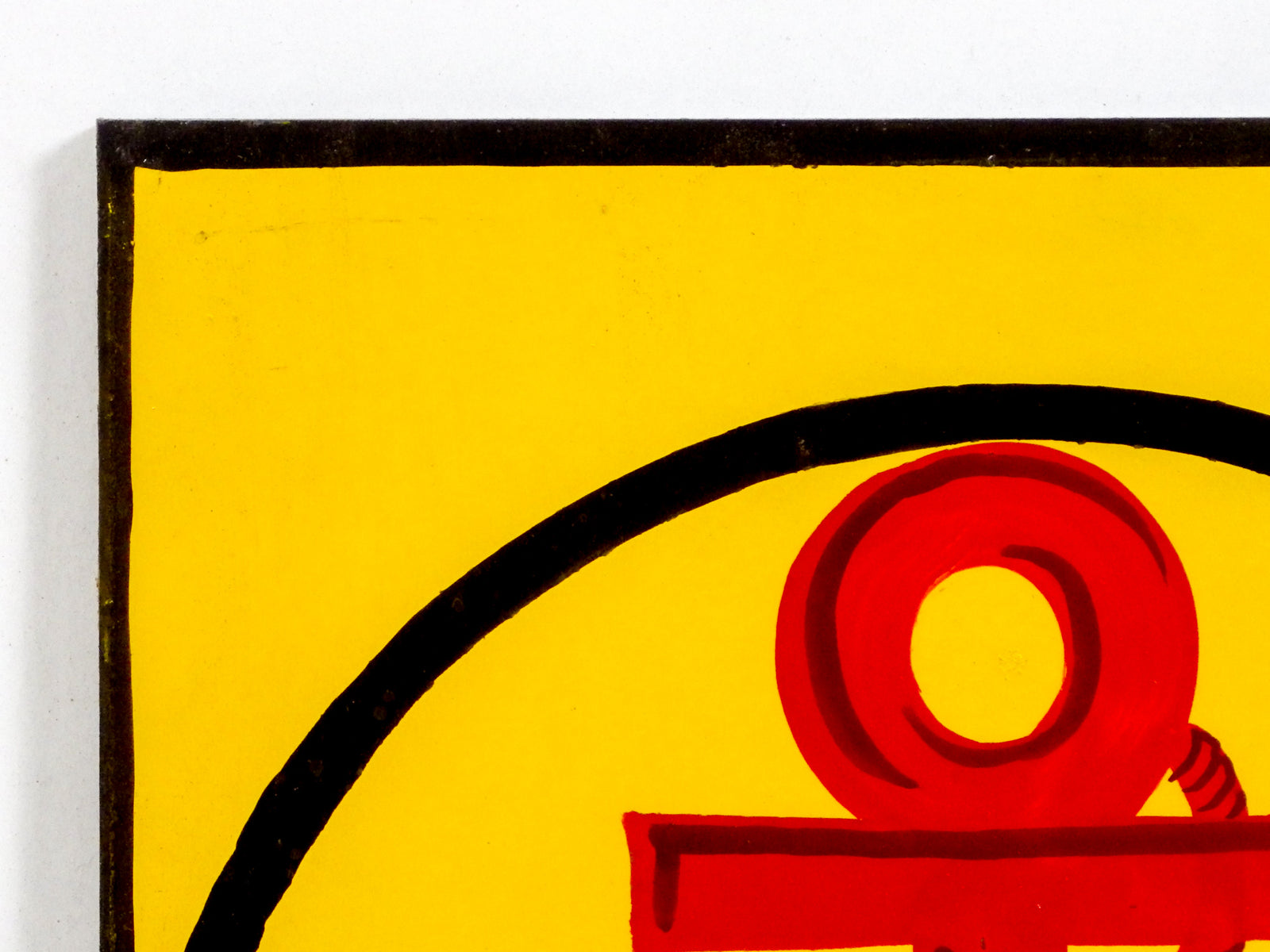 MILL-770 Wooden Cupboard