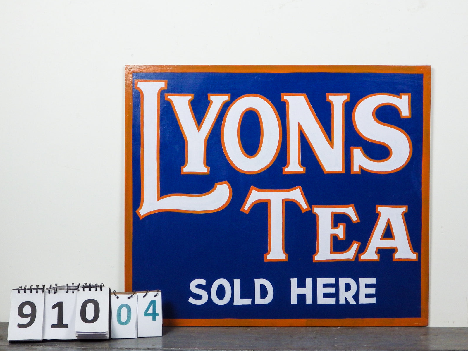 Hand Painted Sign MILL-910/4