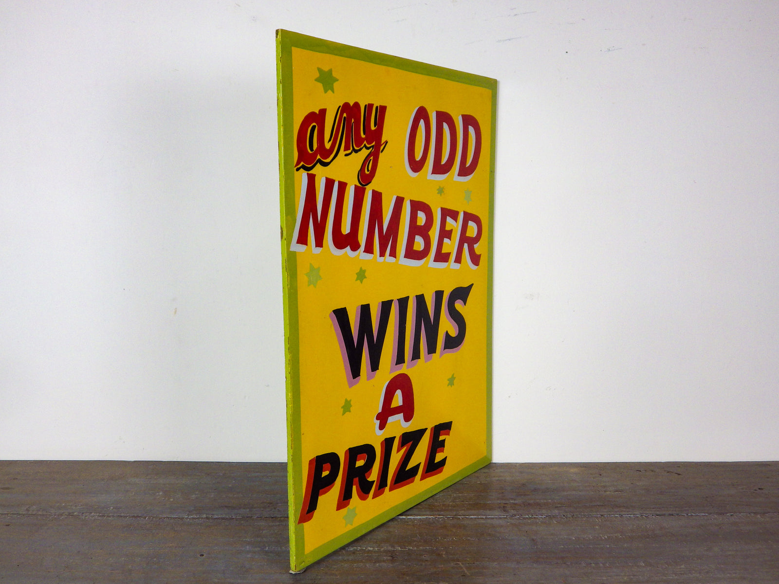 Hand Painted Sign MILL-910/8