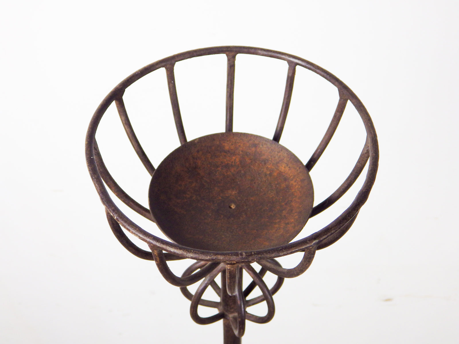 Iron Candle Stand MILL-853