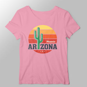 Arizona Women's T-shirt by DIRT & GLORY