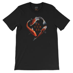 Catch 22 - Men's Tee by DIRT & GLORY