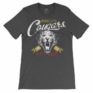 Minnesota Cougars - Women's Tee by DIRT & GLORY