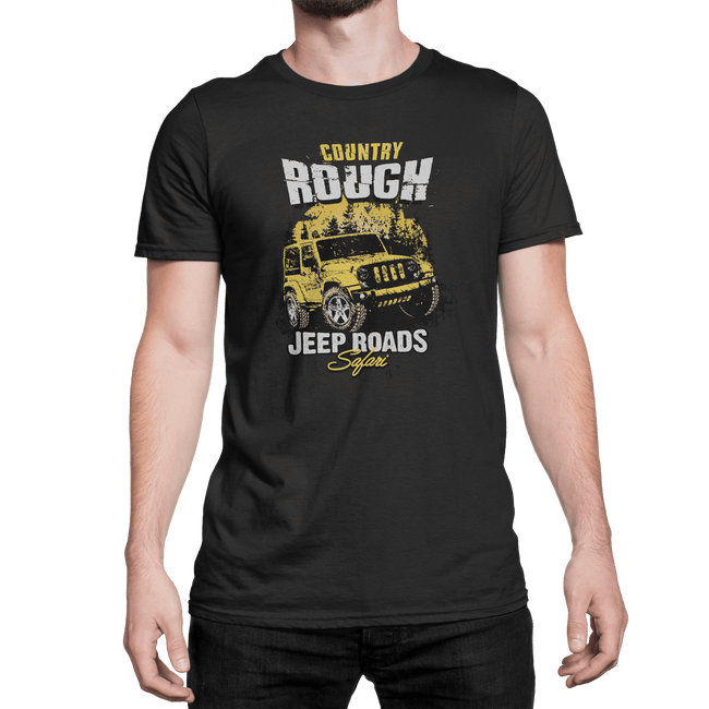 Country Rough - Men's T-shirt