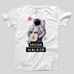 Moon Walker - Men's/Unisex T-shirt T-shirt by DIRT & GLORY