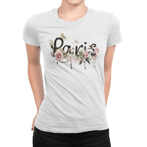 Paris - Women's Tee by DIRT & GLORY