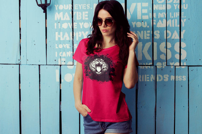 Rage - Women's Tee by DIRT & GLORY