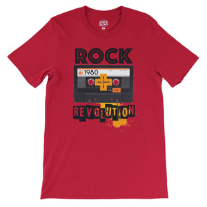 Rock + Revolution - Men's Tee by DIRT & GLORY