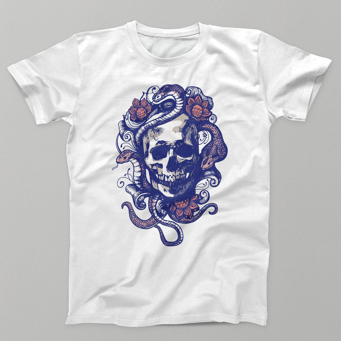 Snake Head - Men's/Unisex T-shirt