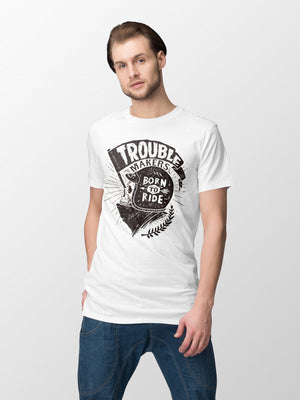 Trouble Makers - Men's Tee T-shirt by DIRT & GLORY