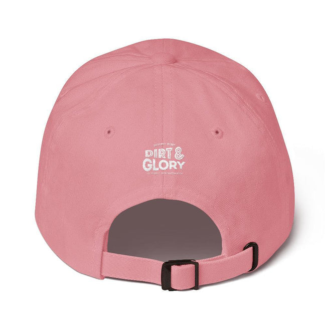 F**K IT Cap - Pink by DIRT & GLORY
