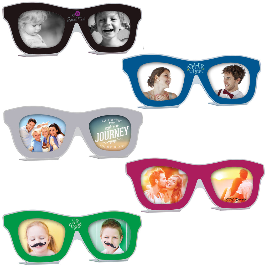 Sunglasses Photo Frame - The Persnickety Bride