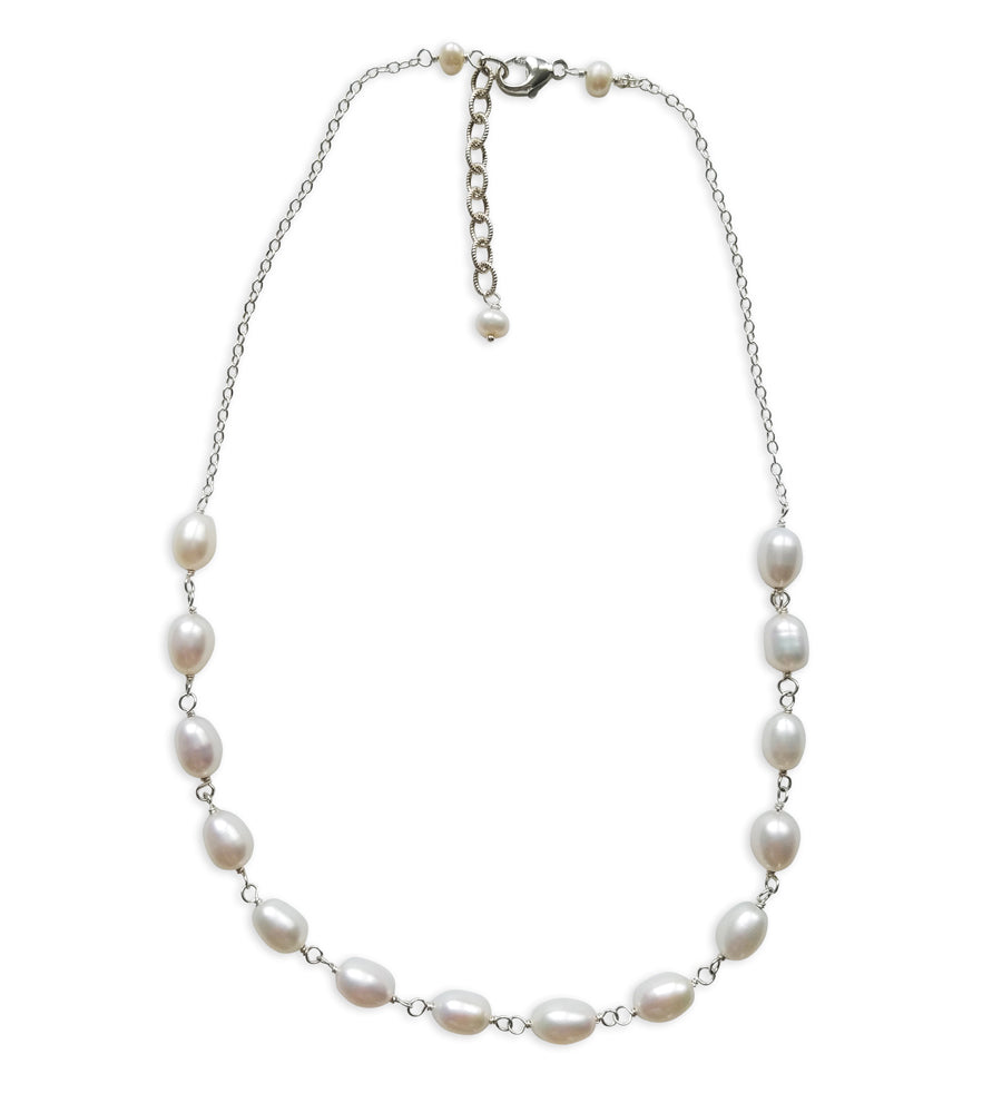 Annie Pearl Necklace