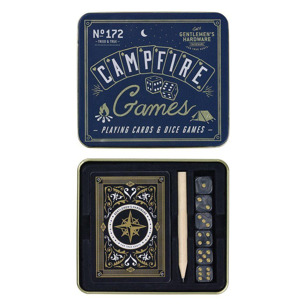 Campfire Games Set - The Persnickety Bride